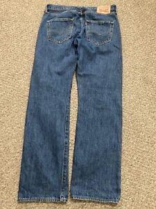 levis 501 Jeans Fantastic Condition W34 L32