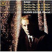 Glenn Gould : Bach: Partitas, BWV 828-830, Volume 2 (Glenn Gould - The Anniversa