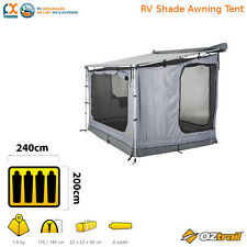 IN STOCK OZtrail RV Shade Awning Tent Shelter Camping 4WD SUV - TORA-TE25-E