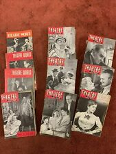 More details for theatre world   magazine. (1952-1960) x total  90 magazines