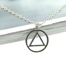 Charming Rapper Eminem Grammy Titanium Steel Chain Rock Pop Necklace Souvenir