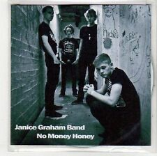 (EH800) Janice Graham Band, No Money Honey - 2012 DJ CD