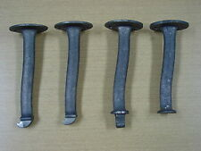 1932-36 Ford Panel Delivery seat legs SET - NEW REPRO