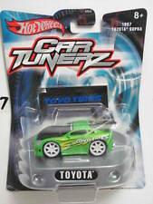 Hot Wheels Coche Tunerz 1997 Toyota Supra Verde