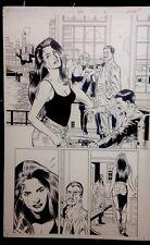 Original Comic Art  Eternal Warrior #50 page 7