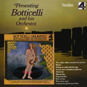 Botticelli & His Orchestra - Presenting 1970s CD