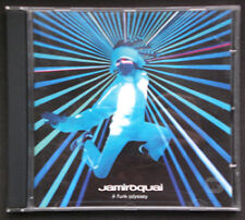 Jamiroquai, a funk odyssey, CD