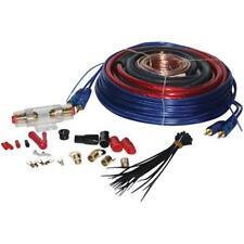 6 Gauge 1600 Watt Amplifier Installation Wiring Kit Car Power Amp Wire & Cables