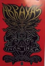 Abraxas, Inka | Orig 1995 BGF175 Concert Poster Art by Lee Conklin
