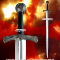 "38"" Foam Padded Excalibur Medieval Knight Sword Cosplay LARP Costume"