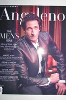 Magazine - Fashion - Modern Luxury Angeleno April 2014 - Adrien Brody - Stone