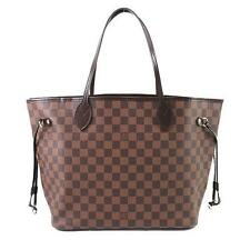 Authentic LOUIS VUITTON Damier Neverfull MM N41358  #N41-358-A00-0000