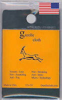 GAZELLE CLOTH CLEANING CLOTH FOR GLASSES, SUNGLASSES, CAMERAS, AND PHONES