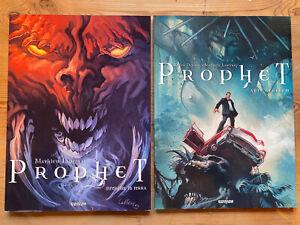Comic PROPHET Nr. 1 + 2 ; Arboris Softcover