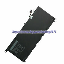 JD25G 52Wh Genuine Battery For 13 9343 9350 0DRRP 0N7T6 5K9CP 90V7W DIN02