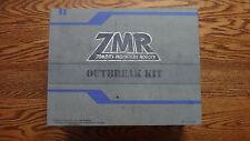 ZMR (Zombies Mosters Robots) Outbreak Kit Promo Press Kit - promotional kit