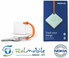 Nokia Treasure Tag Mini WS-10 Smart Bluetooth Color Blanco