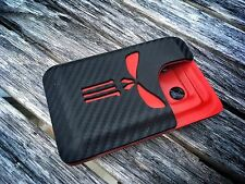 """Kydex Wallet With Money Clip """"PUNISHER"""""""