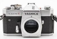 Yashica TL-Electro X Gehäuse Body Spiegelreflexkamera SLR Kamera