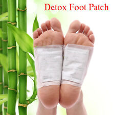 Lavender Detox Foot Patches Pain Stress Relaxation Aroma therapy 20pcs/lot