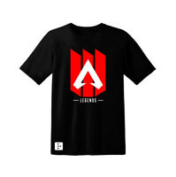 Apex legends SteelSeries gaming pc t shirt  Banner Logo all sizes
