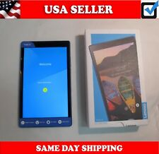 "Lenovo Tab3 8"" Inch HD WIFI 16GB [TB3-850F] Android 6.0 Tablet Black"