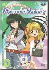DVD PRINCIPESSE SIRENE MERMAID MELODY 4 HOBBY & WORK SENZA LIBRETTO