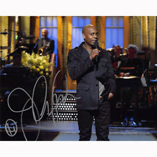 Dave Chappelle (62299) - Autographed In Person 8x10 w/ COA