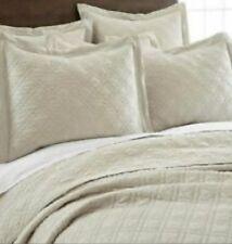Levtex Home Linen Cotton Collection Standard Sham Sasha In Natural