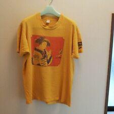 Vintage 80's NIKE T-shirt Geisha Cascade Run-off  L Size