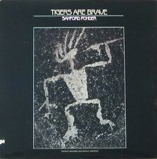 Sanford Ponder - Tigers Are Brave (Private-Music-Records Vinyl-LP USA 1986)