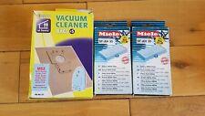 Genuine Miele SF-AH hepa filters and vacuum cleaner bags