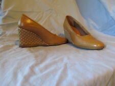Rosina Ferragamo Schiavone Vintage Heels Shoes Platform Wedge