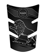 PARASERBATOIO TANKPAD BENELLI LEONCINO STAMPATO SU ARGENTO 2ND VERSION GP-602 ST