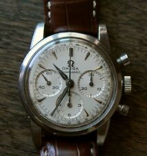 OMEGA SEAMASTER 321 CHRONOGRAPH unpolished case 14360