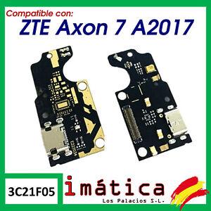 FLEX DE CARGA PARA ZTE AXON 7 A2017 CABLE PLACA MICRO USB MICROFONO CONECTOR