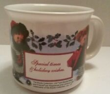 Boyds' Bear Mug Special Times Holiday Mug Boyds Collection Ltd