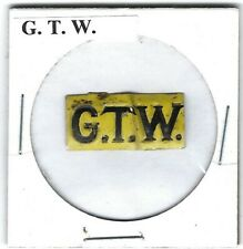 Gtw Chewing Tobacco Tag G125