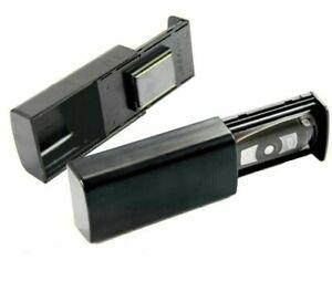 Stash Key Safe Storage Box Plastic Magnetic Portable Car Home Hidden Keys Holder