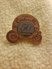 Disney Pin 1210 Disney Gallery Cinderella 50th Anniversary Carriage Coach
