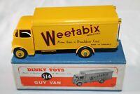 Dinky Toys 514 Guy Weetabix Van