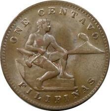 PHILIPPINES - CENTAVO - 1944 S - BRONZE