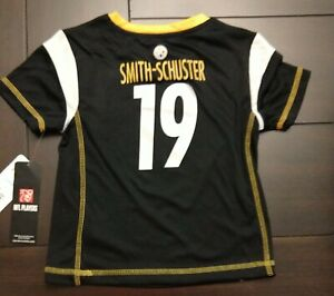 PITTSBURGH STEELERS JUJU SMITH-SCHUSTER NFL JERSEY - Youth Girls (M 7/8) NWT