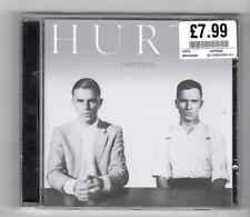 (HZ959) Hurts, Happiness - 2010 CD