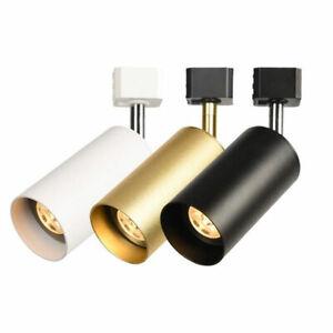 1pcs LED Track Light GU10 Rail Spotlights Lamp Leds Tracking Fixture for store