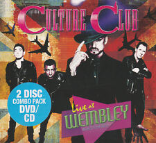 Culture Club Live at Wembley World Tour 2016.Double Disc. DVD/CD