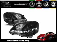 FARI ANTERIORI HEADLIGHTS LPVWA6 VW POLO 9N3 2005 2006 2007 2008 2009 DAYLIGHT