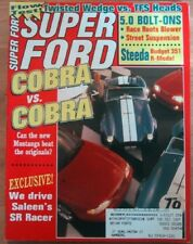 SUPER FORD 1996 APR - SALEEN's SR, 429SCJ, STEEDA R