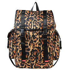 SPRAYGROUND NEW Leopard Drip Recon Backpack BNWT