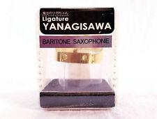 Yanagisawa Yligbgp Baryton Saxophone Ligature D'or Plaque